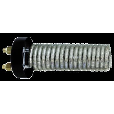 Встроенный ребристый трубчатый теплообменник RWT 1-110D